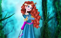 Merida Disney Princess
