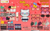 Hello Kitty Aankleden 2